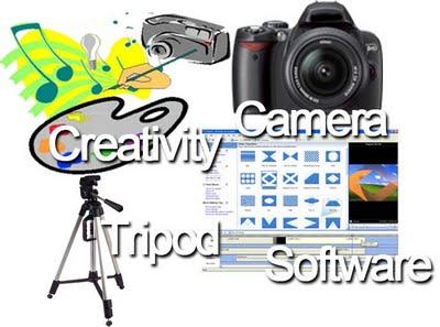 Gambar Jadi Video