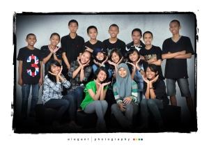Awal belajar di SMK Telkom SP2