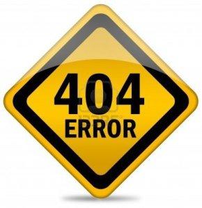 Membuat file menjadi error dalam sedetik