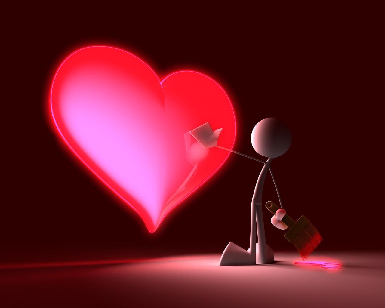 Seberapa pentingkah Valentine bagi Hasbullah Marwan?