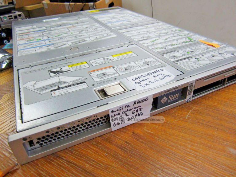 Sun Microsystem X4100