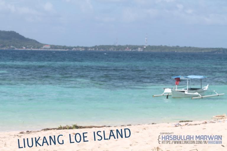 One day trip in Liukang Loe Island